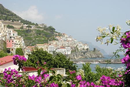 Amalfi Port