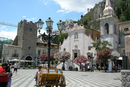Taormina Port